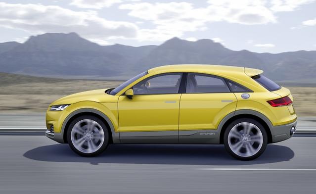 Audi lancera le Q4 en 2019