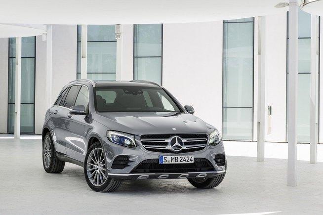 Nouveau Mercedes GLC : il est là et il débute à 44 500€