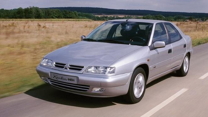 Retour sur une maxi-fiche fiabilité : aujourd'hui la Citroën Xantia