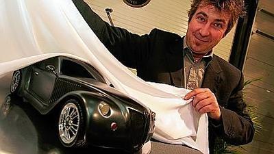 Impéria GP de Green Propulsion : un concept de roadster hybride au look rétro !