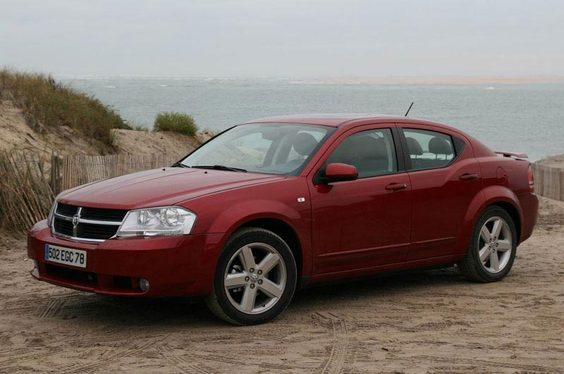 dodge avenger, photo #6