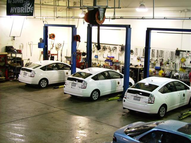 San Francisco veut adopter 250 véhicules hybrides rechargeables