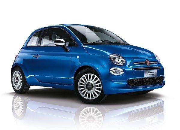 Fiat lance la série spéciale 500 Mirror