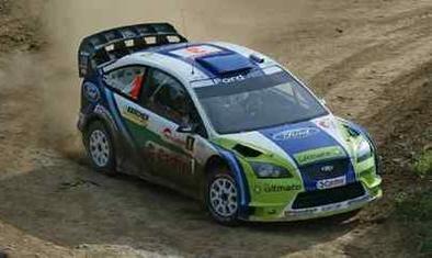 WRC Nouvelle Zélande: L'ovale bleu chez les All Black