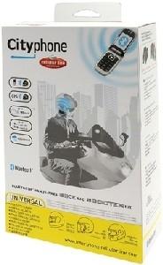L'Interphone de Cellular-line : kit Bluetooth polyvalent