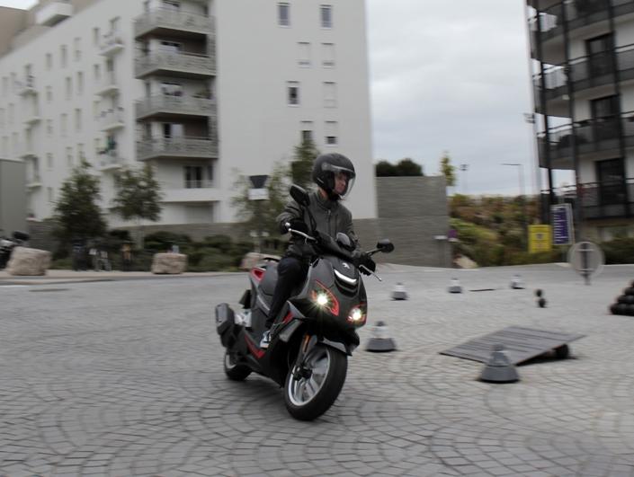 Essai Peugeot Speedfight 125 : dans la cour des grands