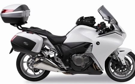 Givi habille la Honda VFR 1200.