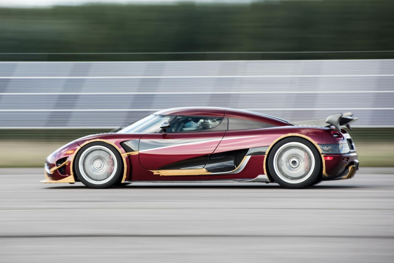 La Bugatti Chiron détrônée par la Koenigsegg Agera RS ?