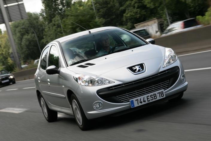 Une Peugeot 206+ diesel de 2011 peut se trouver autour de 4 500 €. Avec quelques bornes toutefois...