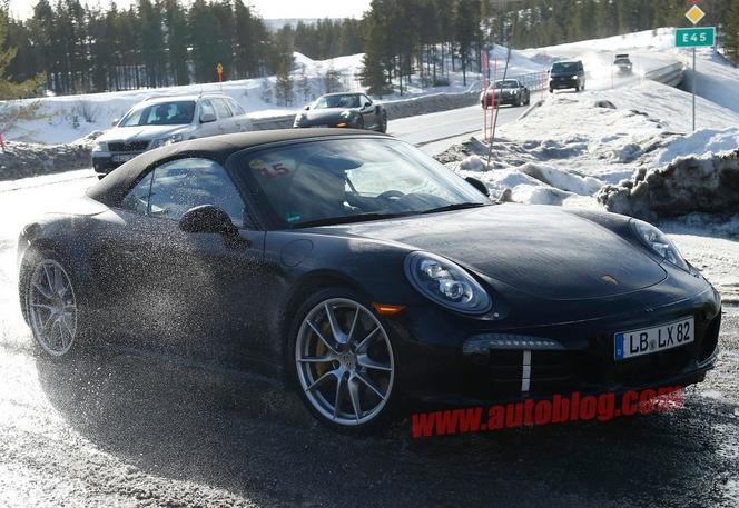Nouvelle Porsche 911 GTS : entre la Carrera 4S et la Turbo