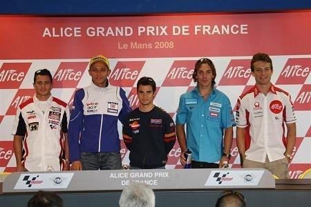 Moto GP - France: Randy veut se lâcher