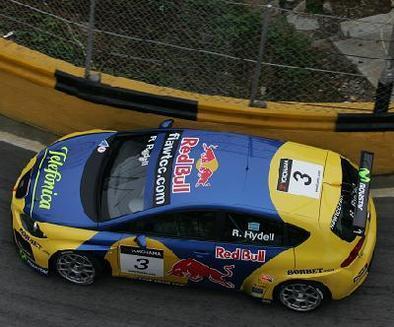 WTCC Macau Qualif: Priaulx tire le bon numéro