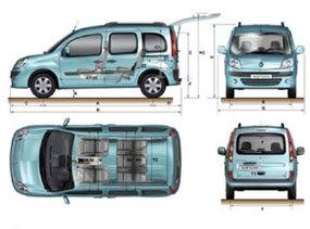 Salon de l'Agriculture : Renault expose son Nouveau Kangoo à l'E85