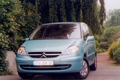 Essai - Citroën C8: avide de faire le plein