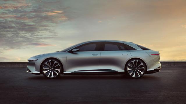 Lucid Motors : l'électrique qui menace Tesla et qui promet beaucoup