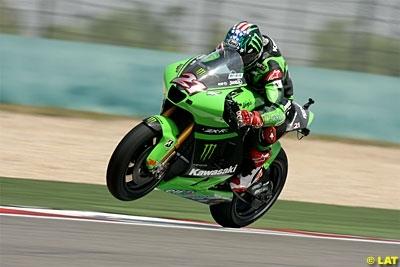 Moto GP - France: Kawasaki pense à un cinq cylindres en ligne