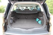 A l'intérieur du Renault Espace 5
