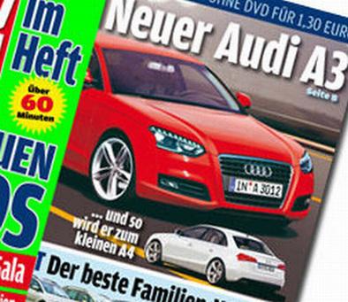 Nouvelle Audi A3 : comme ça ?