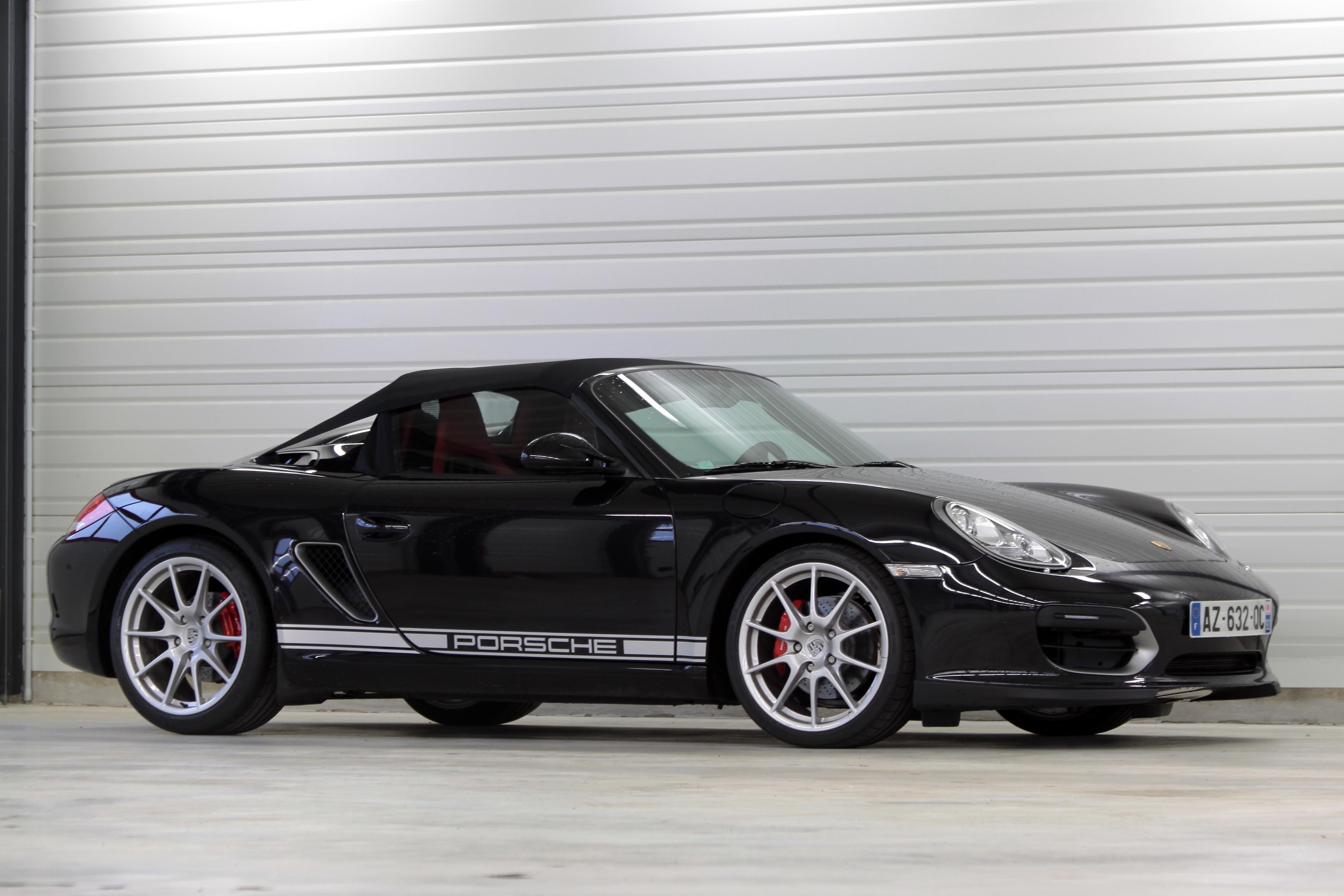 Les Essais De Soheil Ayari Porsche Boxster Spyder