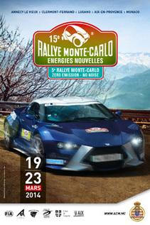 Rallye Monte-Carlo énergies nouvelles/ZENN: Citroën, Renault et Skoda au départ