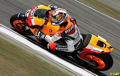 Moto GP - France D.1: Le quartet en tête au pays des rillettes