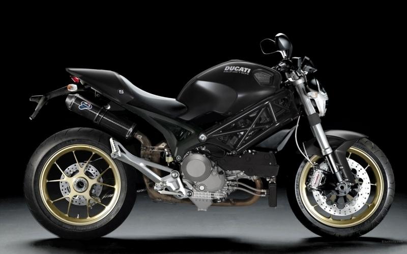 Ducati Monster S4R 1098