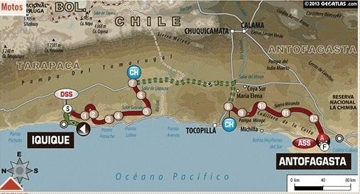 Dakar 2014 - Etape 9 : Marc Coma a une main sur le trophée