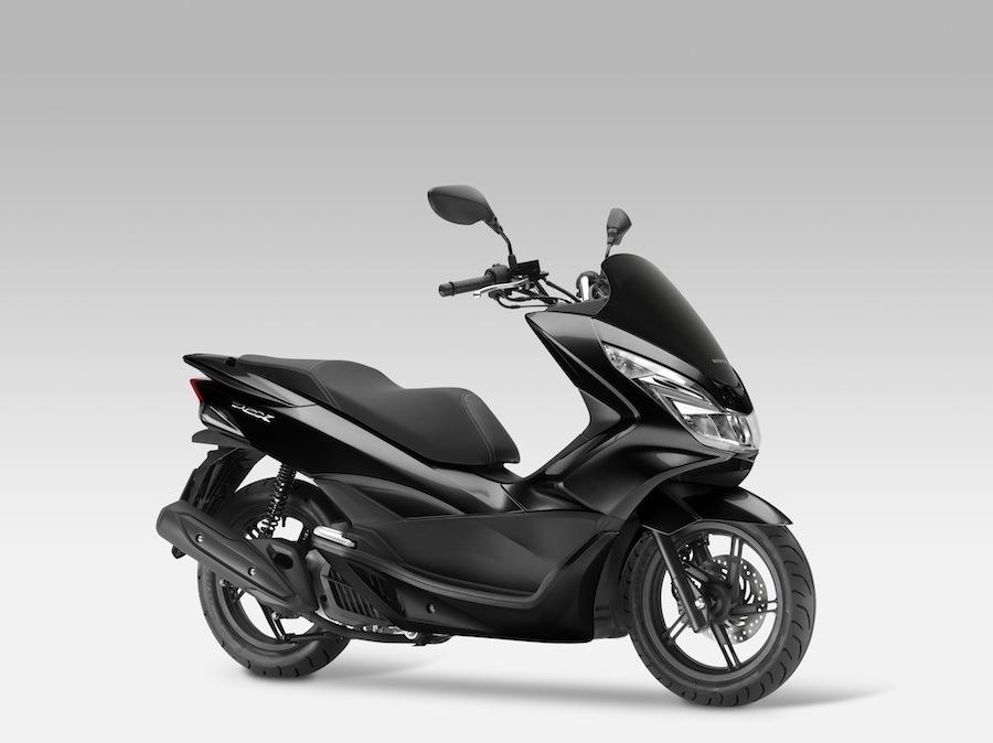 Honda/Scooters : le PCX 125 évolue pour 2014