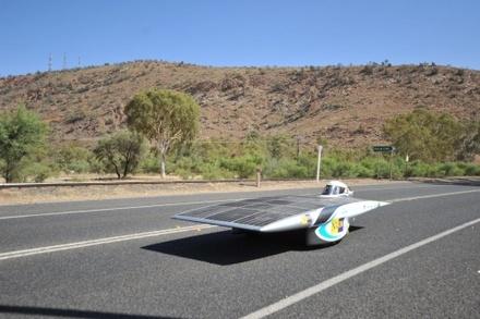 World Solar Challenge : départ le 16 octobre en Australie