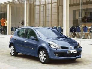 La Renault Clio 3, avant son restylage également.