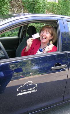 Autopartage au Canada : Communauto déploie ses ailes