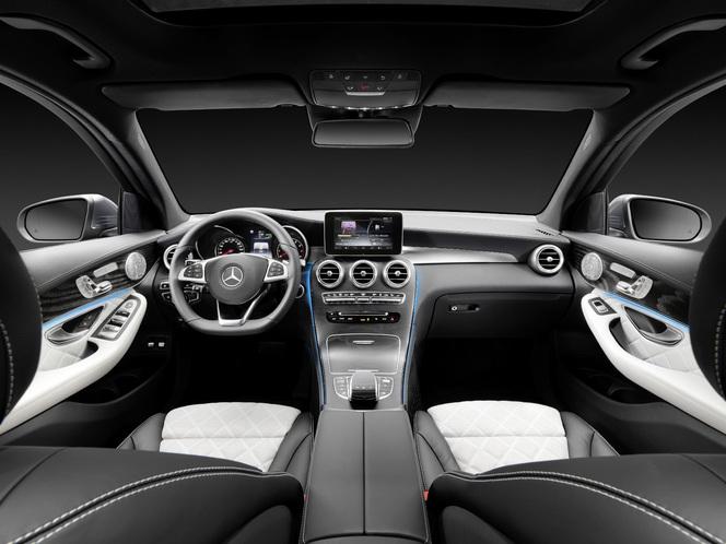Présentation vidéo - Mercedes GLC: taille patron?