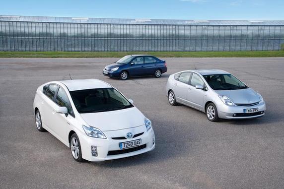 Toyota Prius: 15 ans déjà