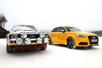 Prise en mains - Audi S1 : aussi brillante que sa mère