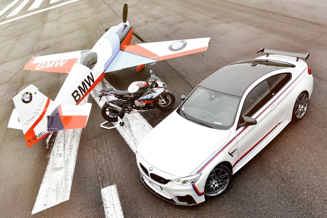 BMW M4 Magny-Cours Edition : un hommage aumythique circuit de F1