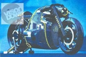 Actualité: voilà la Lotus C-01 !