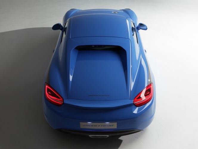 Studiotorino Moncenisio: une Porsche Cayman exclusive