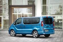 L'Opel Vivaro joue les élégants avec la finition Tourer