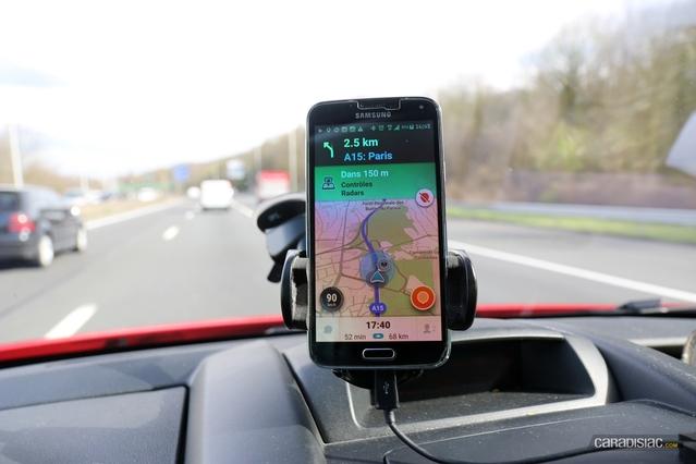88% des Français utilisent un avertisseur de radars