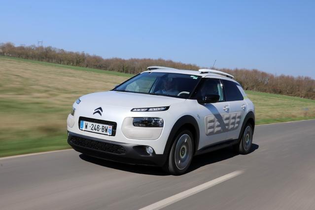 Prise en main - Citroën C4 Cactus Advanced Comfort : objectif tapis volant