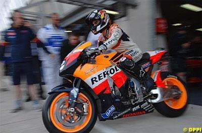 Moto GP - France D.2: Pedrosa met fin à la série Yamaha