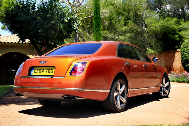Essai vidéo - Bentley Mulsanne Speed : vitesse relative