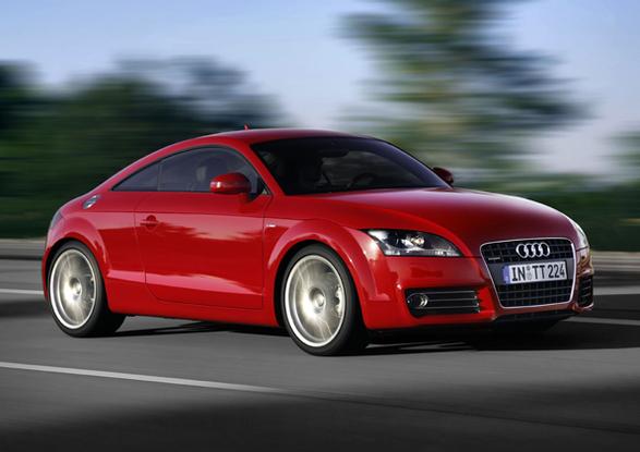 Salon de Genève 2008 : pour les Audi TT 2.0 TDI Quattro Coupé et Roadster, baisse de la consommation toute !