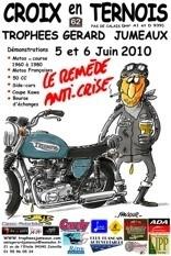Trophées Gérard Jumeaux ce week end à Croix en Ternois.