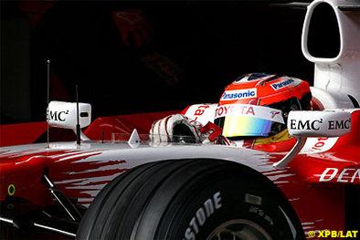 Formule 1 - Australie D.2: Glock perd dix places !