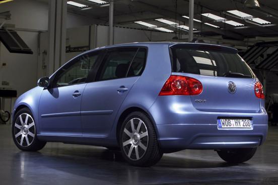 Volkswagen au Salon de Genève 2008 : en avant-première, le Concept Golf hybride Diesel !