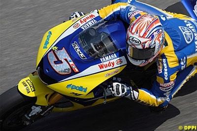 Moto GP - France D.2: Colin devra tenir sa promesse