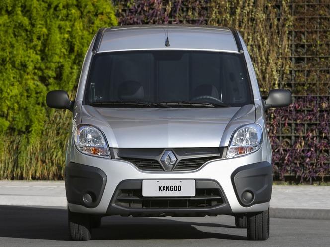 Un nouveau visage pour le Renault Kangoo de 1ère génération