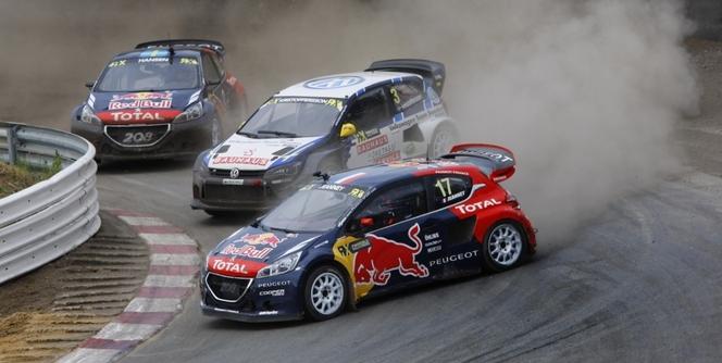 WTCC Slovaquie & Rallycross RX Estering  : Muller, Loeb et Jeanney font retentir la Marseillaise
