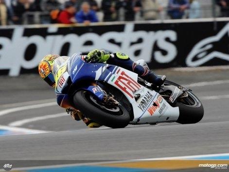 Moto GP - France D.3: Rossi a retrouvé ses bonnes manières